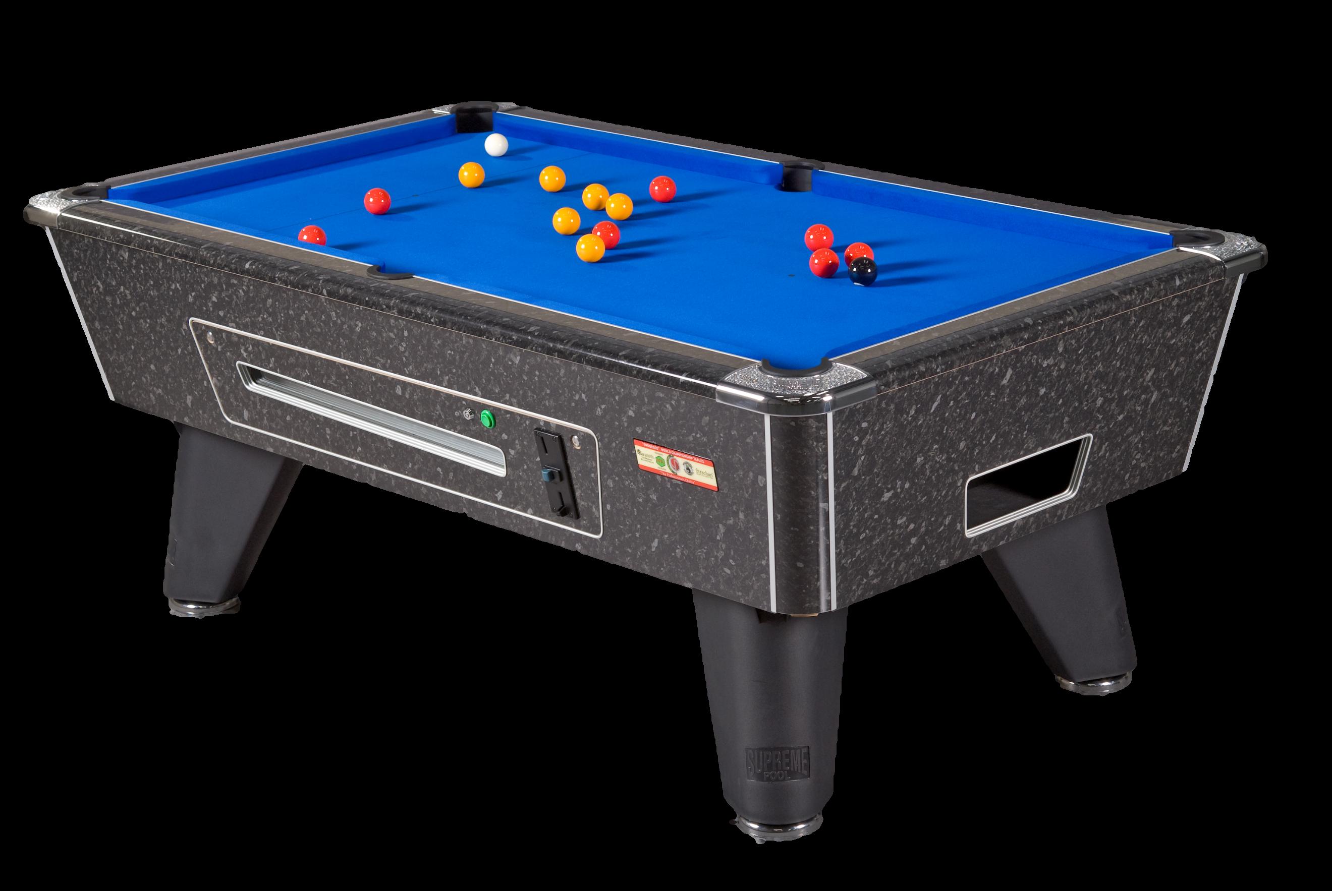pool machine