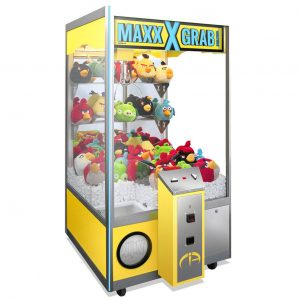 Single Maxx Grab Crane